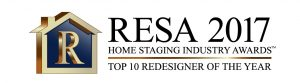 resa 2017 home staging award