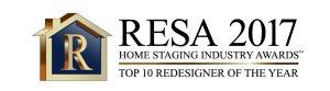 resa 2017 home staging award
