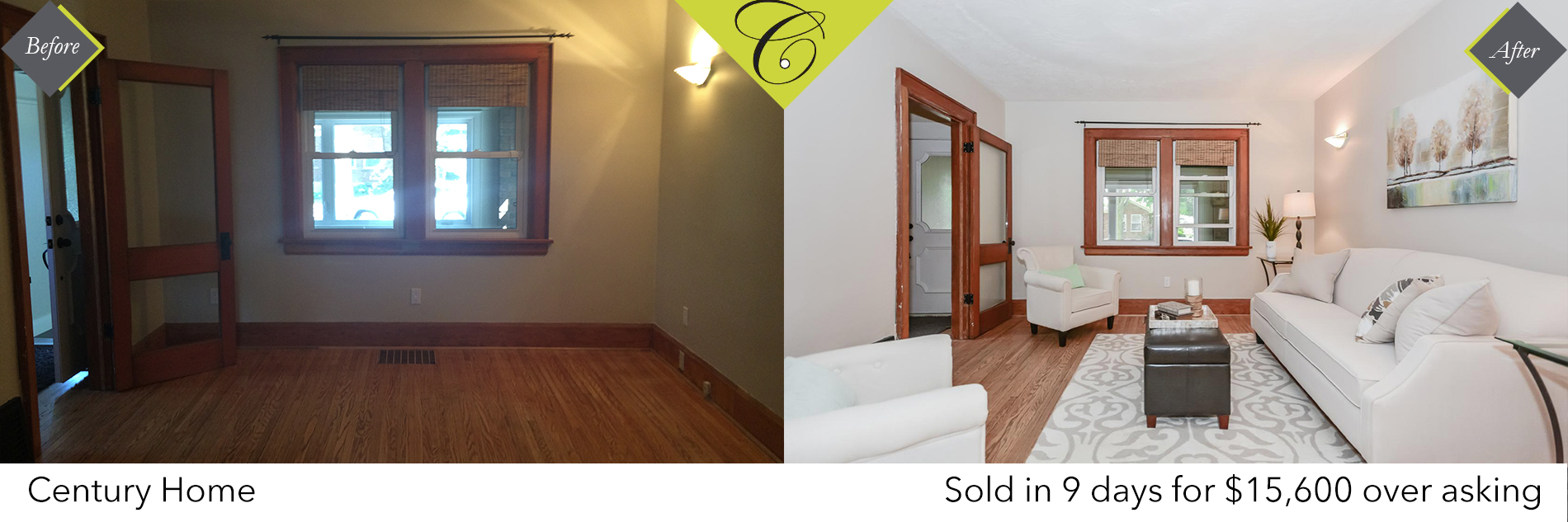more sales achievements from centre staged