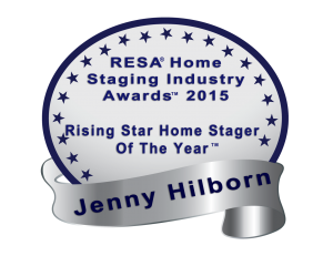 Real Estate Staging Association Rising Star Award