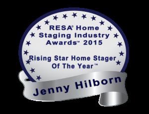 Real Estate Staging Association Rising Star Award