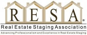 real estate staging association logo