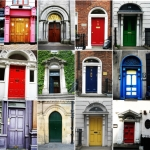 curb appeal, homestaging, front door colour, style