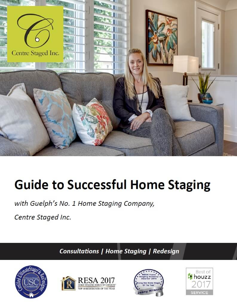 Guide to Successful Home Staging Centre Staged Inc.