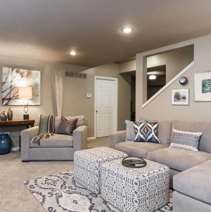 Houzz Home Design Ideas: Is Your Basement Working For You?