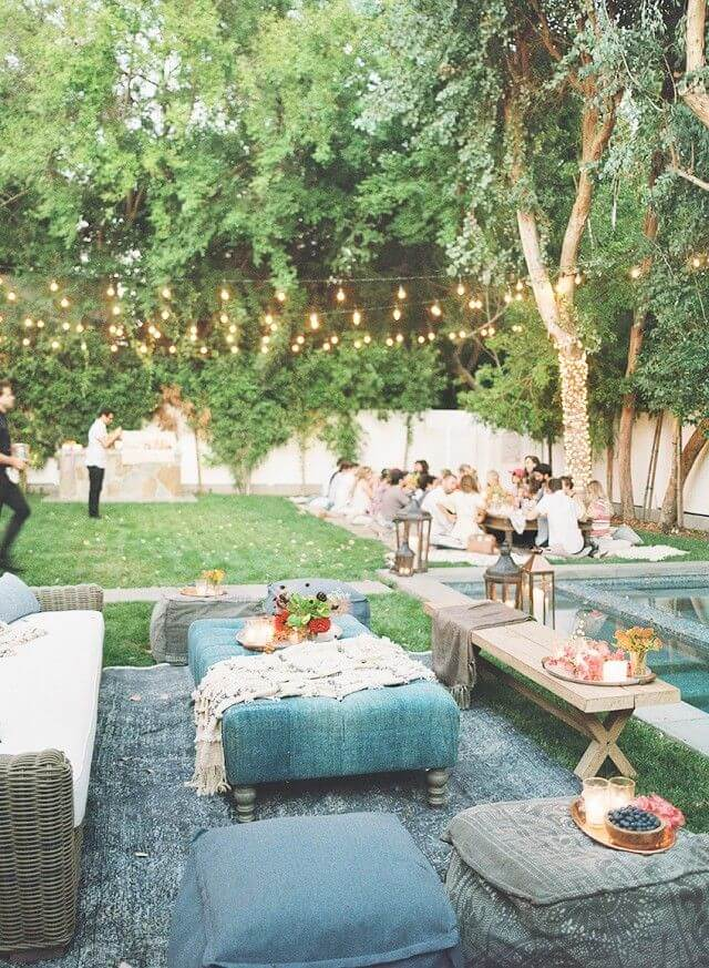 Ordinaire Space Planning For Outdoor Entertaining