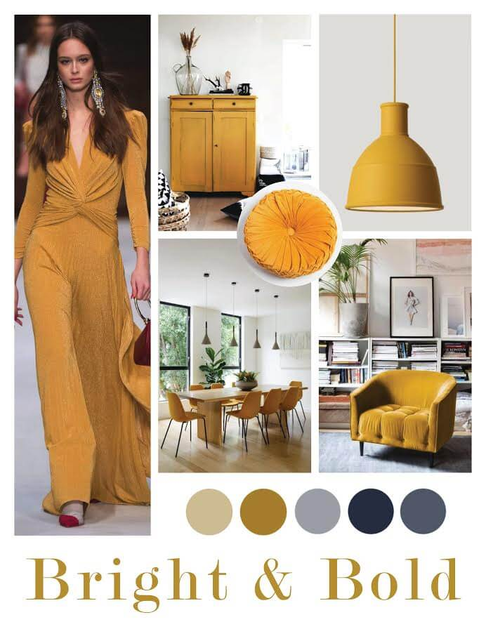 mustard home and fashion