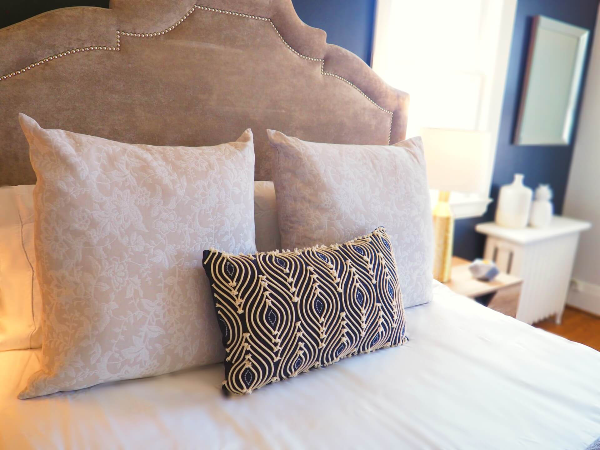 close up pillows