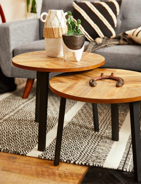Interior decorating furniture