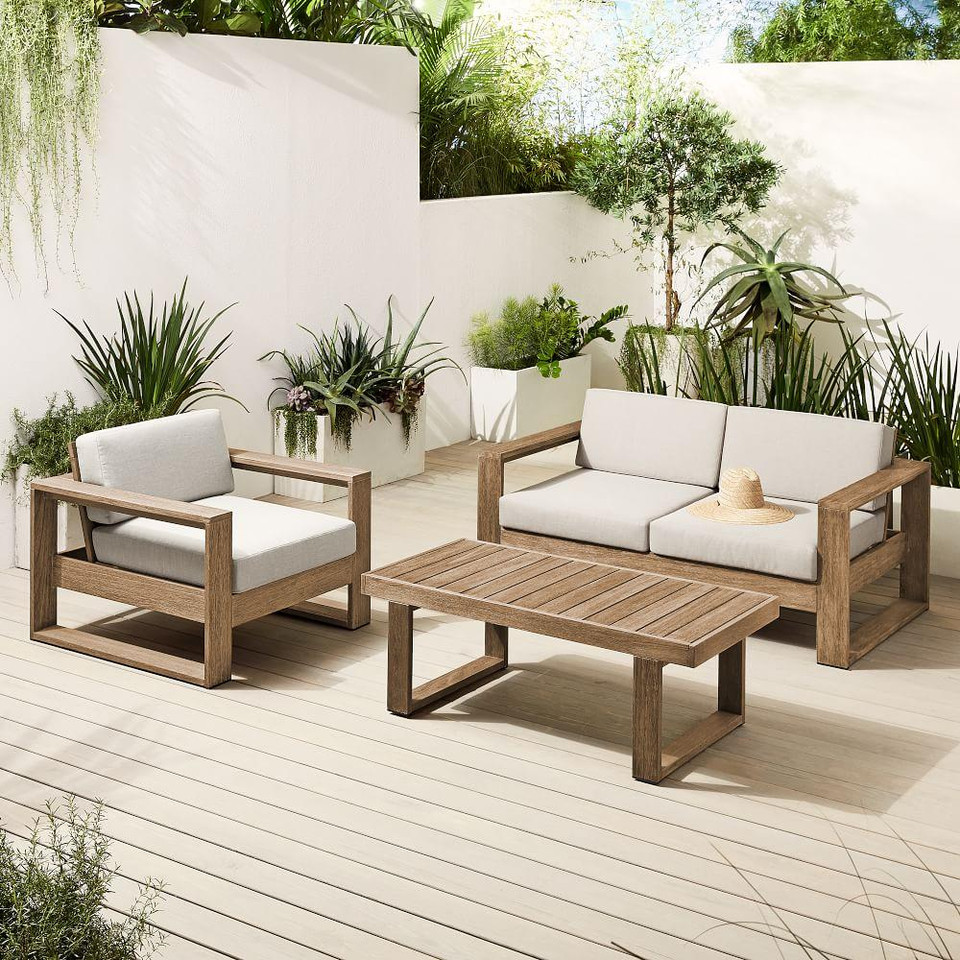 Interior design outdoor furniture