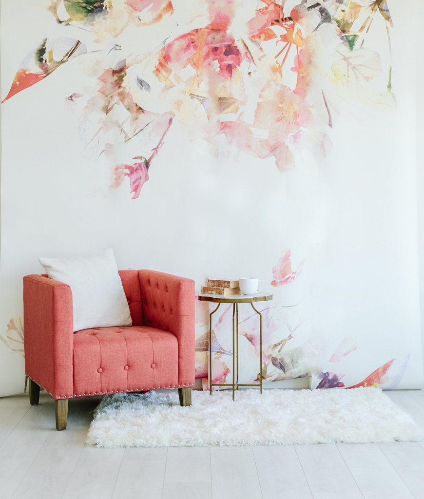 interior decorating wallpaper