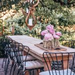 Modern Farmhouse Outdoor Dining
