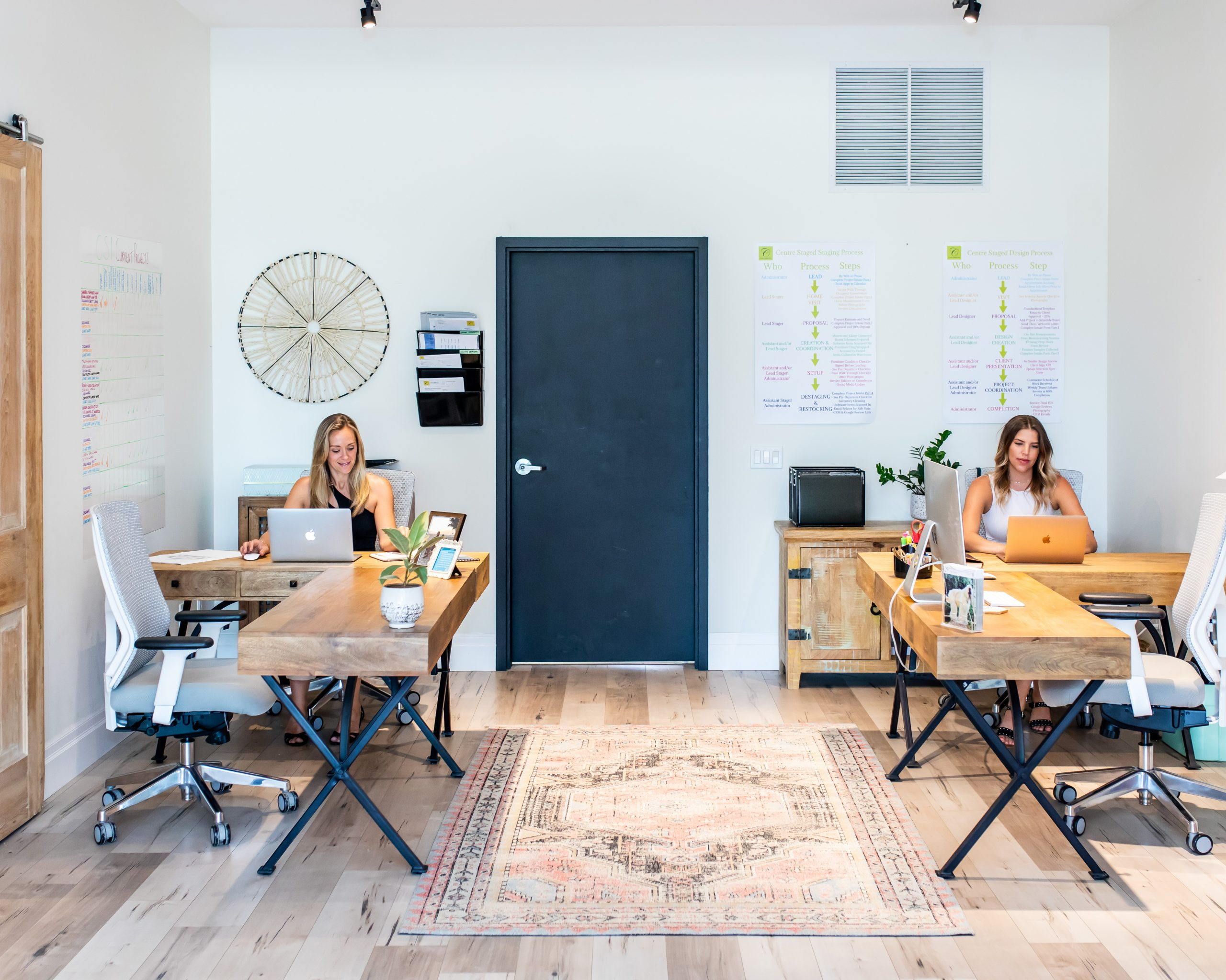 Decorating A Motivating Office Space