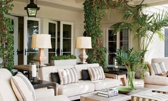 Is outdoor home staging necessary when selling a home?