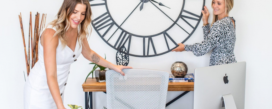The Secret To A Motivating Home Office Space