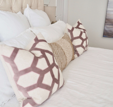 Creating a Jillian Harris Inspired Oasis