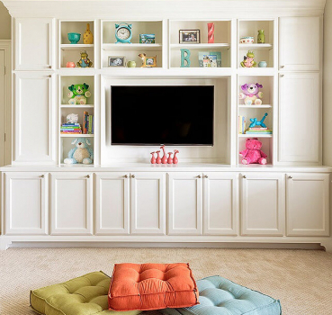Space Planning with Kids in a Multi-Functional Space