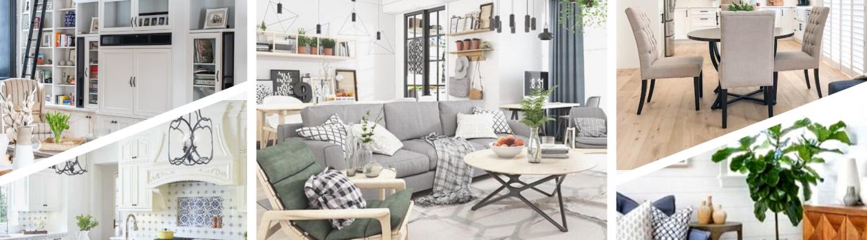 5 Fresh Design Styles for the Modern Home