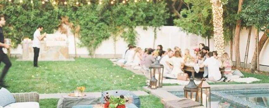 Space Planning for Outdoor Entertaining