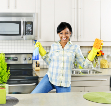 TOP PRIORITY…  Home Sale Preparation Cleaning Check List!